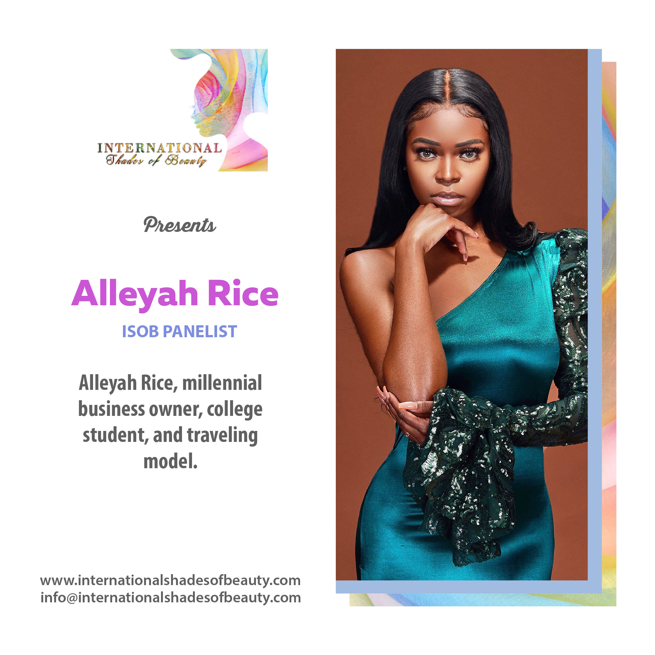 ISOB•_Alleyah Rice