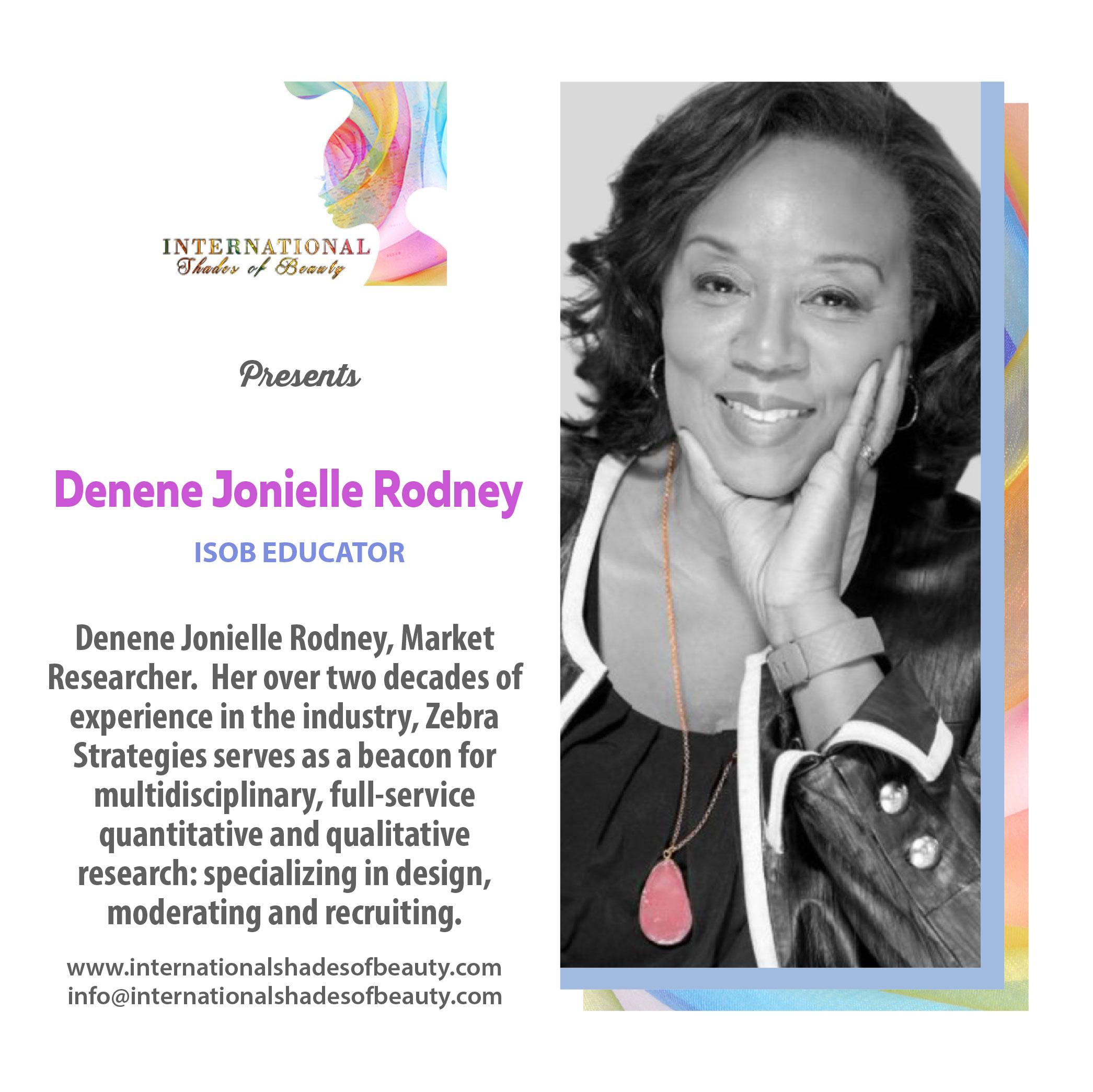 ISOB•_Denene Jonielle Rodney