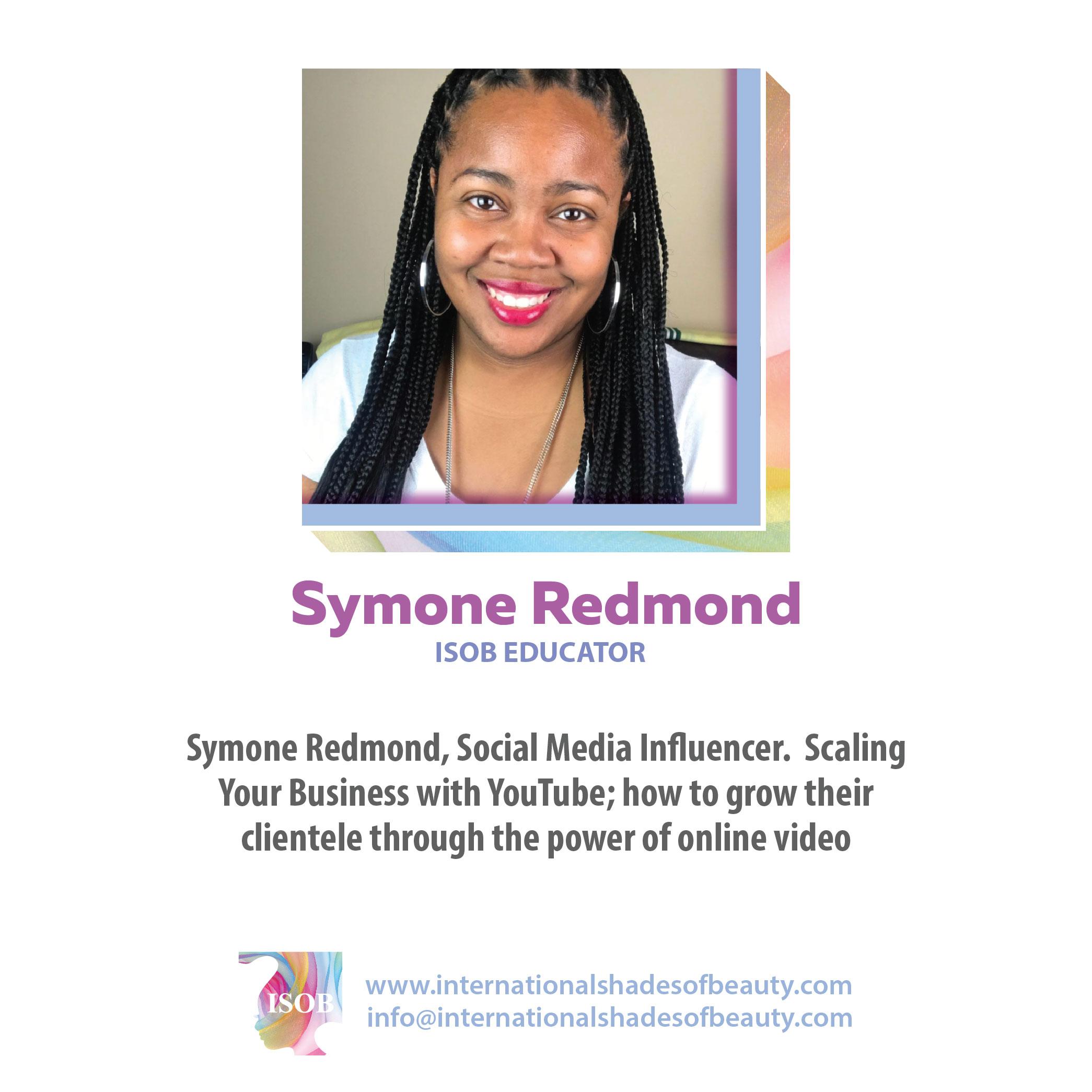 ISOB•_Symone Redmond