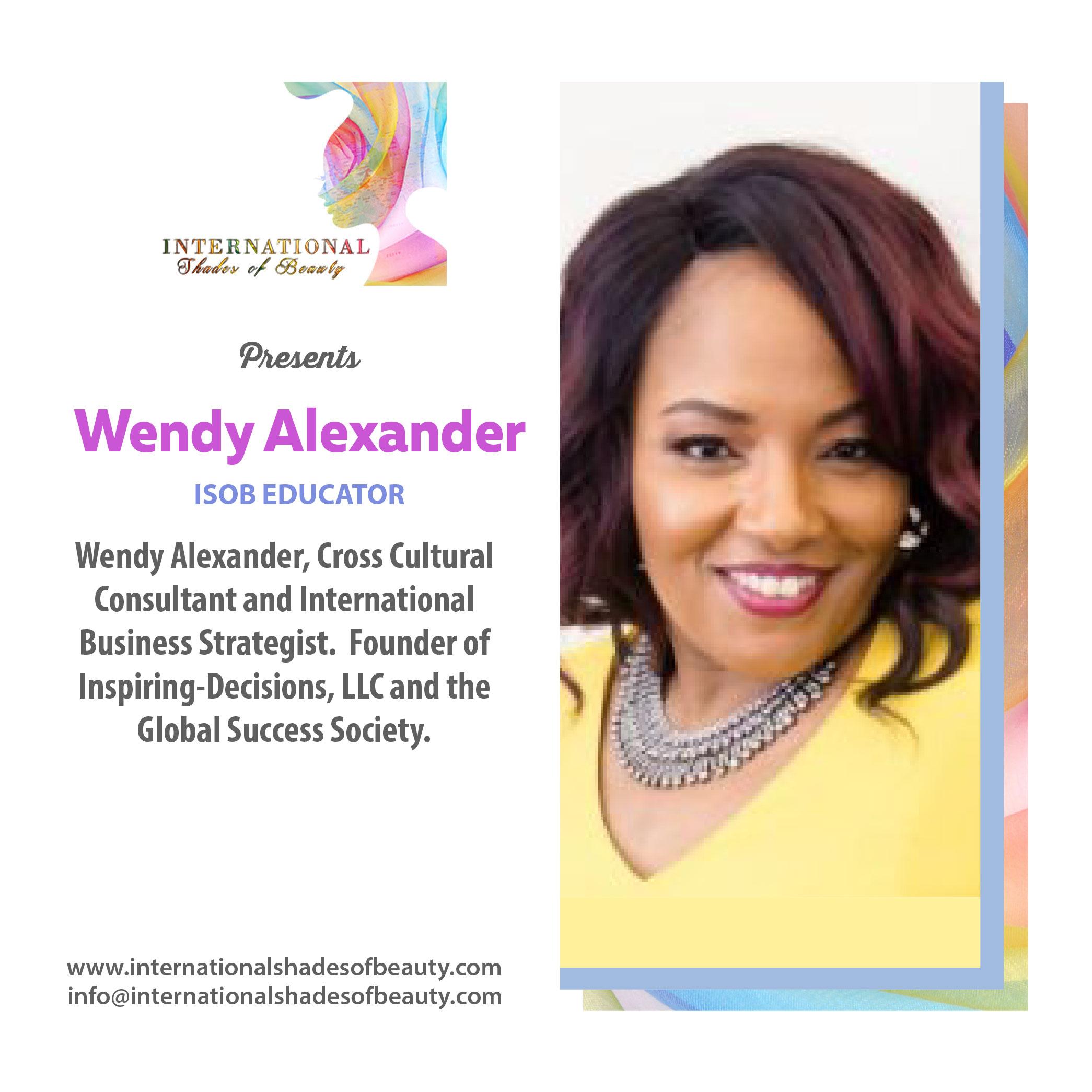 ISOB•_Wendy Alexander