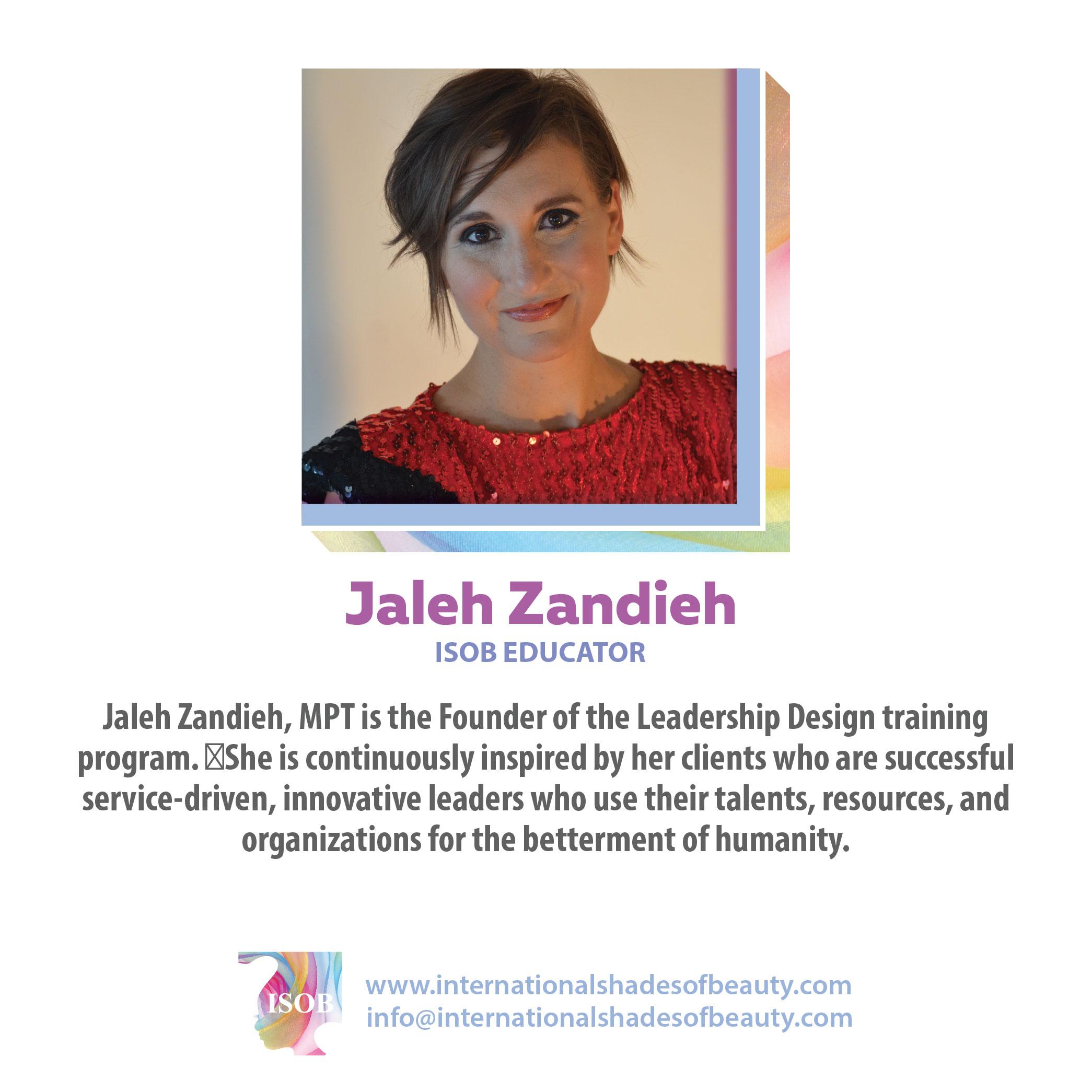 ISOB-3rd•_Jaleh Zandieh