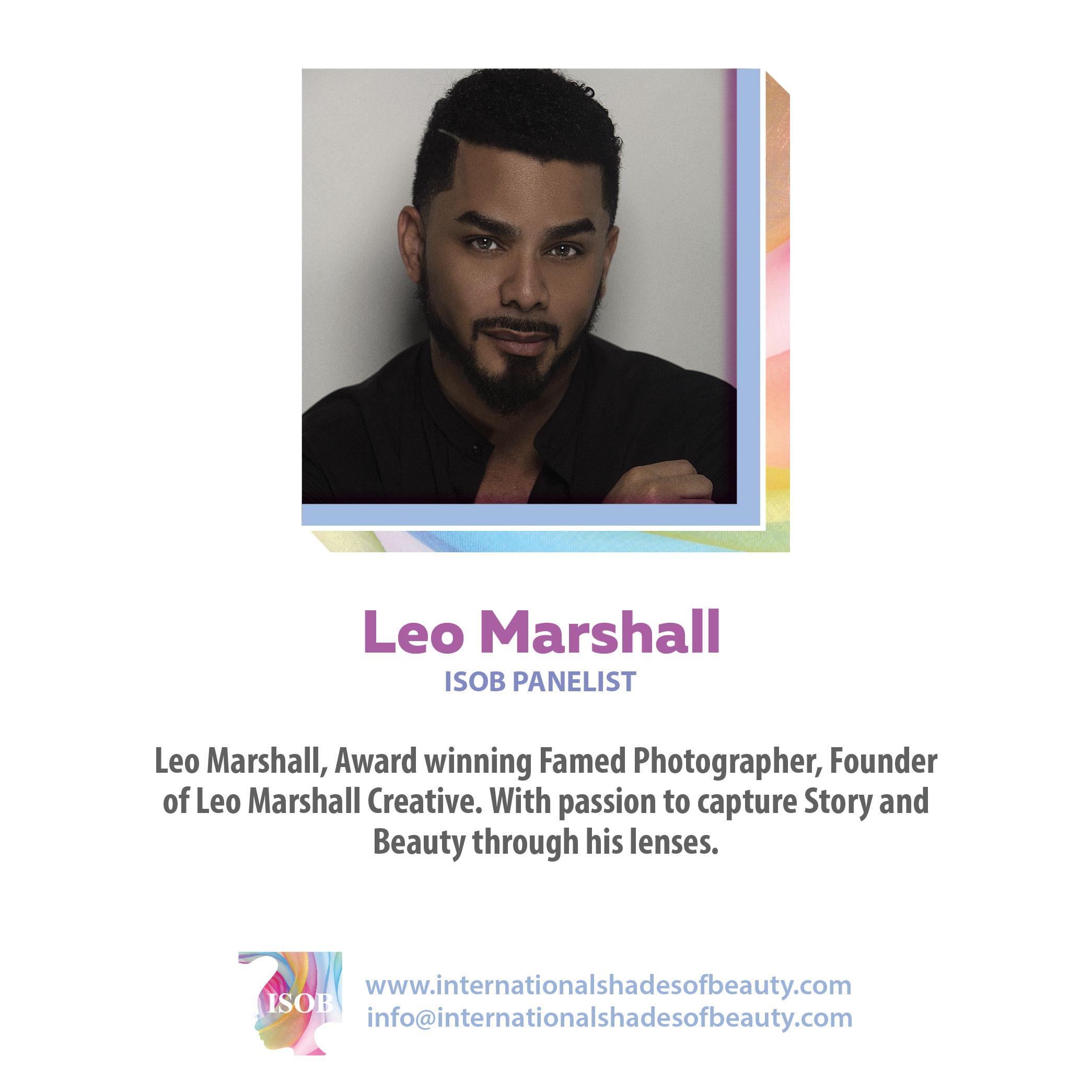 ISOB-3rd•_Leo Marshall