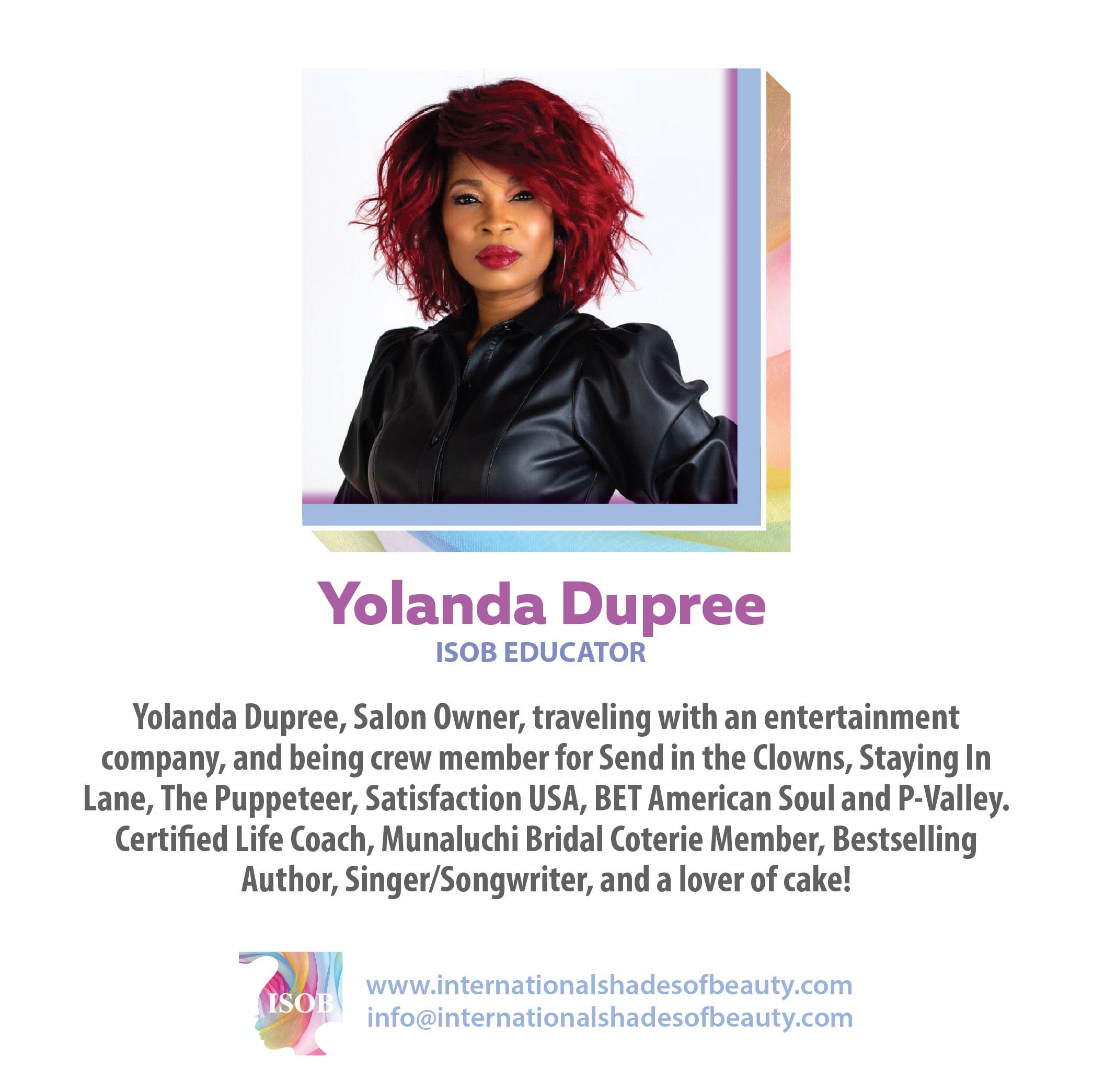 ISOB-4th•_Yolanda Dupree